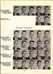 Nebraska Vocational Technical School - Technician Yearbook (Milford, NE) online yearbook collection, 1961 Edition, Page 25