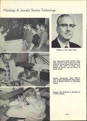 Nebraska Vocational Technical School - Technician Yearbook (Milford, NE) online yearbook collection, 1961 Edition, Page 40
