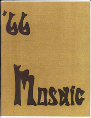 1966 Edition, College of St Mary - Mosaic Yearbook (Omaha, NE)