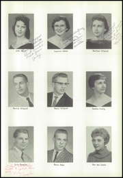 Page 15, 1959 Edition, Peru Campus High School - Bobkitten Yearbook (Peru, NE) online yearbook collection