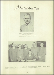 Page 7, 1957 Edition, Riverdale High School - Bluejay Yearbook (Riverdale, NE) online yearbook collection