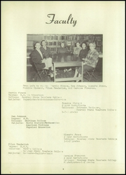 Page 8, 1957 Edition, Riverdale High School - Bluejay Yearbook (Riverdale, NE) online yearbook collection