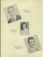 Page 10, 1951 Edition, Alvo High School - Oriole Yearbook (Alvo, NE) online yearbook collection