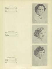 Page 13, 1951 Edition, Alvo High School - Oriole Yearbook (Alvo, NE) online yearbook collection