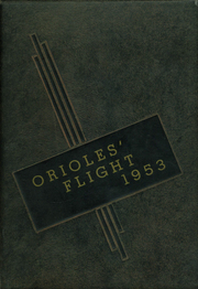 Page 1, 1953 Edition, Genoa High School - Oriole Yearbook (Genoa, NE) online yearbook collection
