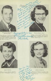 Page 11, 1953 Edition, Genoa High School - Oriole Yearbook (Genoa, NE) online yearbook collection