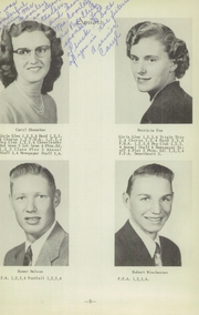 Page 13, 1953 Edition, Genoa High School - Oriole Yearbook (Genoa, NE) online yearbook collection