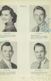 Page 17, 1953 Edition, Genoa High School - Oriole Yearbook (Genoa, NE) online yearbook collection