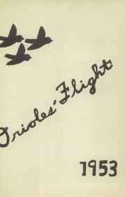 Page 5, 1953 Edition, Genoa High School - Oriole Yearbook (Genoa, NE) online yearbook collection