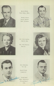 Page 9, 1953 Edition, Genoa High School - Oriole Yearbook (Genoa, NE) online yearbook collection