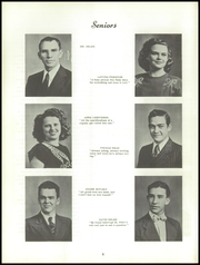 Page 10, 1949 Edition, Riverview High School - Tiger Tales Yearbook (Holmesville, NE) online yearbook collection