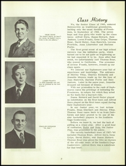 Page 11, 1949 Edition, Riverview High School - Tiger Tales Yearbook (Holmesville, NE) online yearbook collection