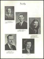 Page 8, 1949 Edition, Riverview High School - Tiger Tales Yearbook (Holmesville, NE) online yearbook collection