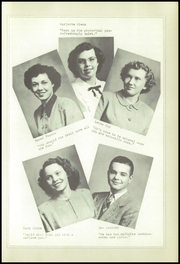 Page 15, 1950 Edition, Riverview High School - Tiger Tales Yearbook (Holmesville, NE) online yearbook collection