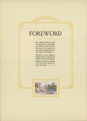 Page 14, 1931 Edition, San Francisco State University - Franciscan Yearbook (San Francisco, CA) online yearbook collection