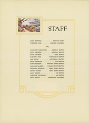 Page 16, 1931 Edition, San Francisco State University - Franciscan Yearbook (San Francisco, CA) online yearbook collection