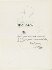 Page 5, 1933 Edition, San Francisco State University - Franciscan Yearbook (San Francisco, CA) online yearbook collection