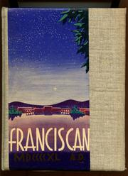 1940 Edition, San Francisco State University - Franciscan Yearbook (San Francisco, CA)