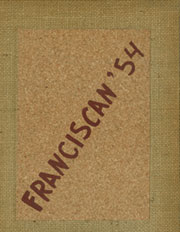 1954 Edition, San Francisco State University - Franciscan Yearbook (San Francisco, CA)