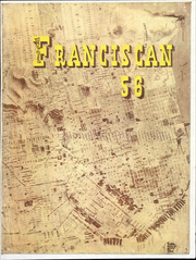 1956 Edition, San Francisco State University - Franciscan Yearbook (San Francisco, CA)