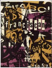 1957 Edition, San Francisco State University - Franciscan Yearbook (San Francisco, CA)