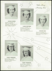 Page 12, 1952 Edition, Notre Dame Academy - Academette Yearbook (Omaha, NE) online yearbook collection