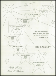 Page 8, 1952 Edition, Notre Dame Academy - Academette Yearbook (Omaha, NE) online yearbook collection