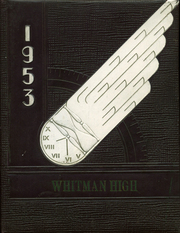 1953 Edition, Whitman High School - Yearbook (Whitman, NE)