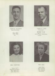 Page 11, 1952 Edition, Mascot High School - Eagle Yearbook (Mascot, NE) online yearbook collection