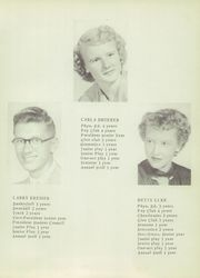 Page 15, 1952 Edition, Mascot High School - Eagle Yearbook (Mascot, NE) online yearbook collection