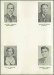 Page 10, 1952 Edition, Herman High School - Cardinal Tale Yearbook (Herman, NE) online yearbook collection