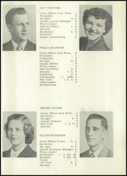Page 13, 1952 Edition, Herman High School - Cardinal Tale Yearbook (Herman, NE) online yearbook collection