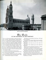 Page 7, 1952 Edition, University of San Francisco - USF Don Yearbook (San Francisco, CA) online yearbook collection
