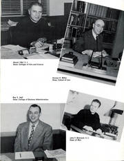 Page 13, 1954 Edition, University of San Francisco - USF Don Yearbook (San Francisco, CA) online yearbook collection