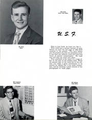 Page 30, 1954 Edition, University of San Francisco - USF Don Yearbook (San Francisco, CA) online yearbook collection