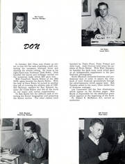 Page 31, 1954 Edition, University of San Francisco - USF Don Yearbook (San Francisco, CA) online yearbook collection