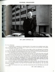 Page 11, 1957 Edition, University of San Francisco - USF Don Yearbook (San Francisco, CA) online yearbook collection