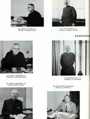 Page 12, 1957 Edition, University of San Francisco - USF Don Yearbook (San Francisco, CA) online yearbook collection