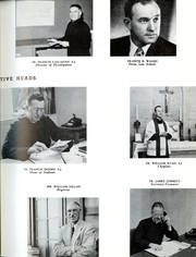 Page 13, 1957 Edition, University of San Francisco - USF Don Yearbook (San Francisco, CA) online yearbook collection