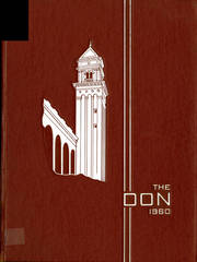 University of San Francisco - USF Don Yearbook (San Francisco, CA) online yearbook collection, 1960 Edition, Page 1