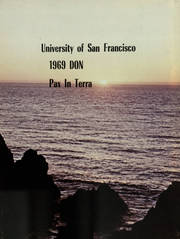 Page 7, 1969 Edition, University of San Francisco - USF DON Yearbook (San Francisco, CA) online yearbook collection