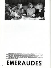 Page 66, 1971 Edition, University of San Francisco - USF Don Yearbook (San Francisco, CA) online yearbook collection