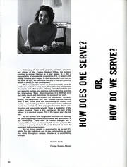Page 70, 1971 Edition, University of San Francisco - USF Don Yearbook (San Francisco, CA) online yearbook collection