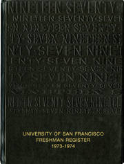 University of San Francisco - USF Don Yearbook (San Francisco, CA) online yearbook collection, 1974 Edition, Page 1