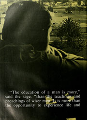 Page 6, 1969 Edition, Vanguard University of Southern California - Centurion Yearbook (Costa Mesa, CA) online yearbook collection