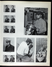 Page 11, 1969 Edition, USS Georgetown (AGTR 2) - Naval Cruise Book online yearbook collection