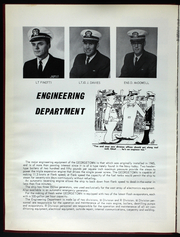 Page 12, 1969 Edition, USS Georgetown (AGTR 2) - Naval Cruise Book online yearbook collection