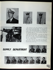 Page 17, 1969 Edition, USS Georgetown (AGTR 2) - Naval Cruise Book online yearbook collection