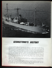 Page 6, 1969 Edition, USS Georgetown (AGTR 2) - Naval Cruise Book online yearbook collection