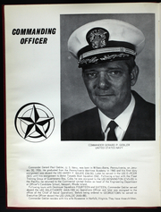 Page 8, 1969 Edition, USS Georgetown (AGTR 2) - Naval Cruise Book online yearbook collection